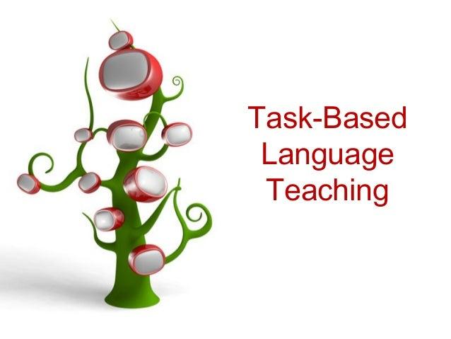 Task-Based Language Teaching  Page 1