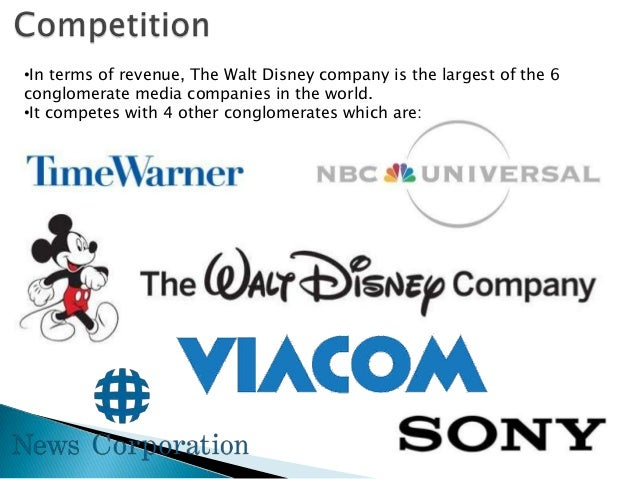 media conglomerate walt disney company essay