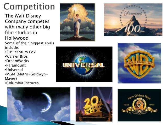 Task 1 The Walt Disney Company Presentation