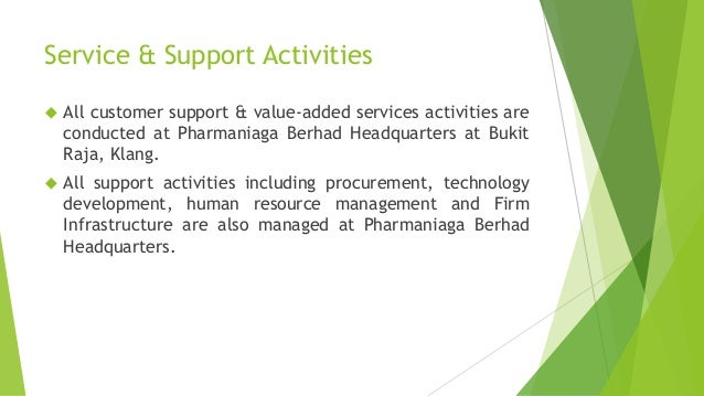 pharmaniaga berhad an analysis Pharmaniaga berhad (pharmaniaga) is a healthcare solutions provider which includes manufacturing of generic pharmaceuticals, logistics and distribution, sales and marketing, supply of medical products and services and hospital equipment.