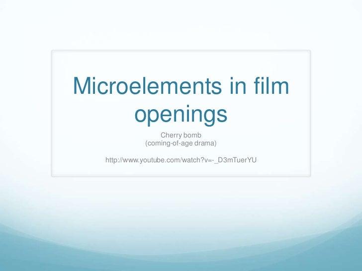 Task 2 micro elements