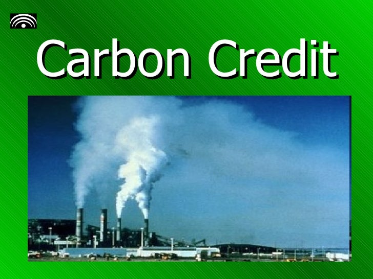 Carbon Credit - Main Aspects