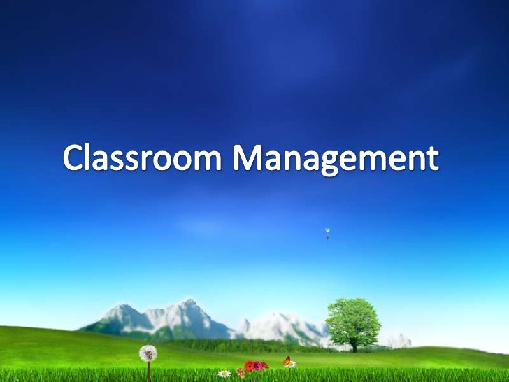 Classroom Management<br />