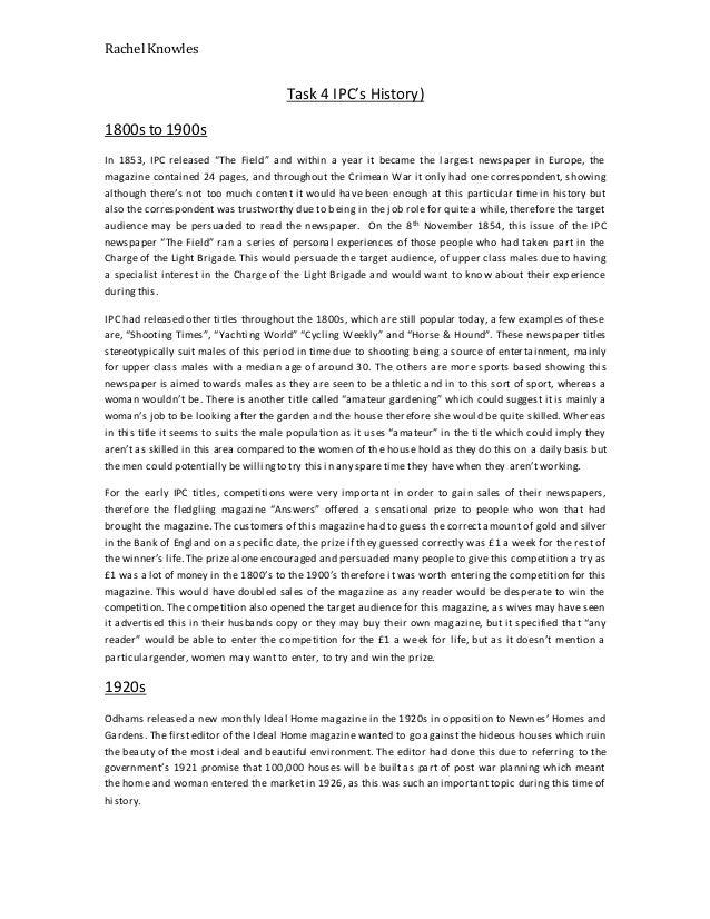 coursework task c206/11