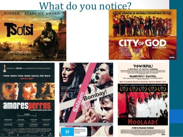 Task 4 hollywood, british and third world films intro