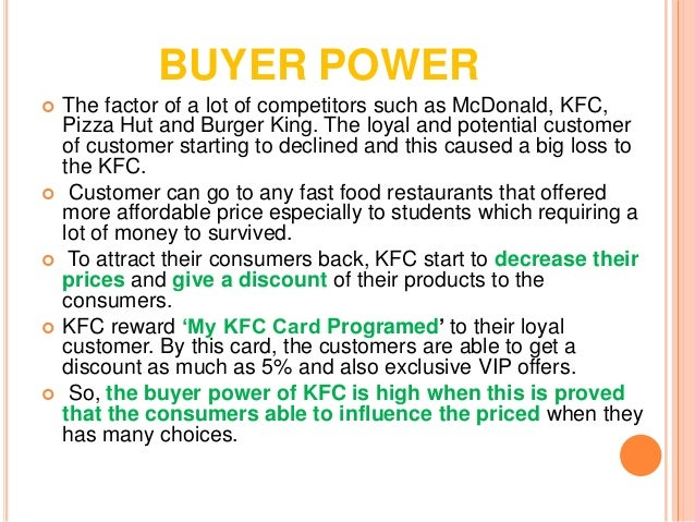 pizza hut porter five model Brand, a company that also owns taco bell and pizza hut chains  following is  a detailed porter five forces model analysis of kfc:.