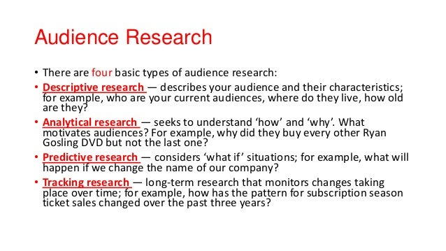 an overview of the characteristics of descriptive research