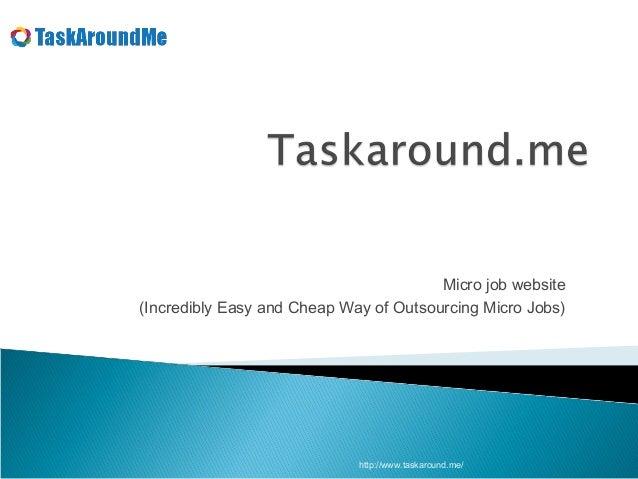 Taskaround