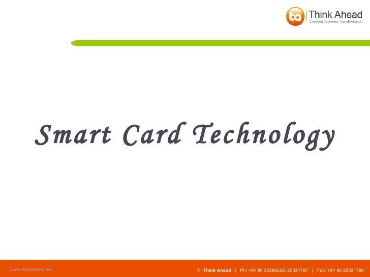 Smart Card Technology