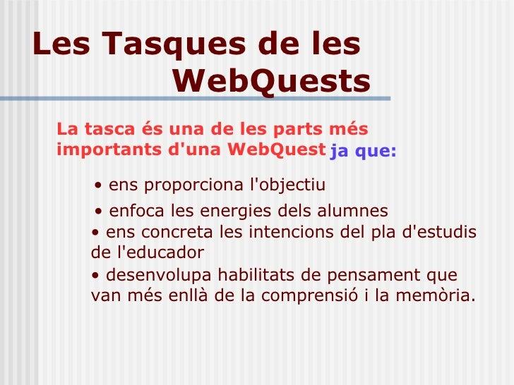 Tasques W Qpp