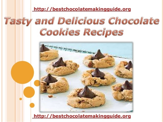 Tasty and delicious chocolate cookies recipes