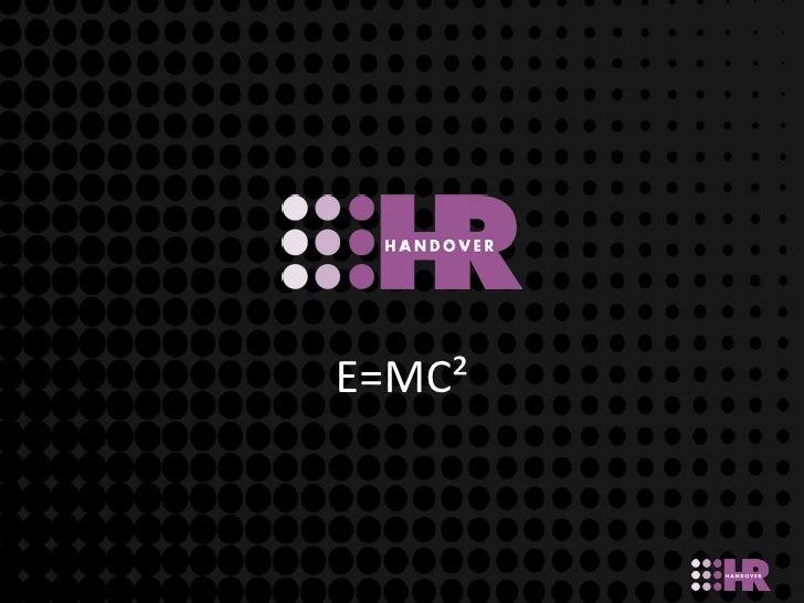 ProfCat 2011:one - Handover HR
