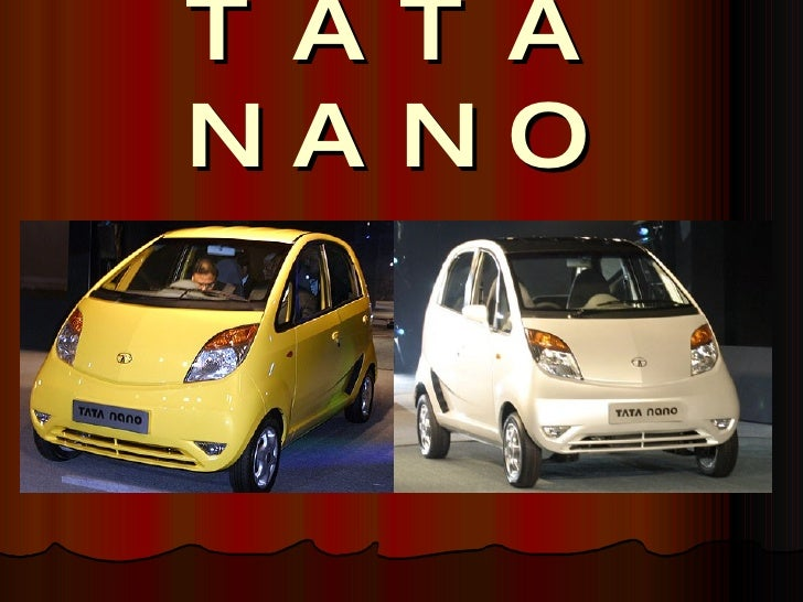 questionnaire of tata nano marketing strategy This caselet discusses automotive major tata motors' partnership with retail chain big bazaar to increase the sales of its low-priced car, the tata nano the tie-up was a first-of-its-kind distribution strategy in the country wherein a car was retailed through a super store.