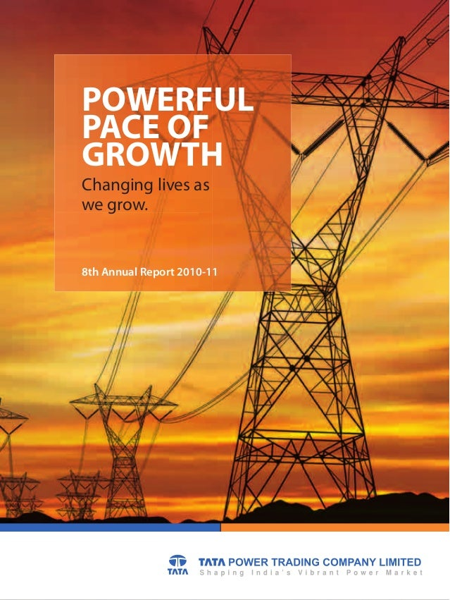 POWERFULPACE OFGROWTHChanging lives aswe grow.8th Annual Report 2010-11