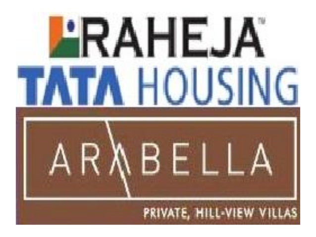 Tata Arabella Villas Sohna Raheja Housing Private Hill View Location Map Floor Layout Site Plan Review