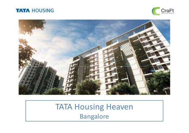 TATA Housing HeavenBangalore
