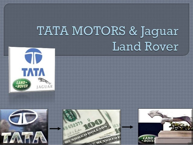  The  sale of Jaguar and Landover was  initiated by their former owner Ford Ford acquired Jaguar for $2.5 billion in 198...