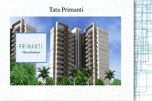 Tata Housing Launch Tata Primanti Book @ 09999536147