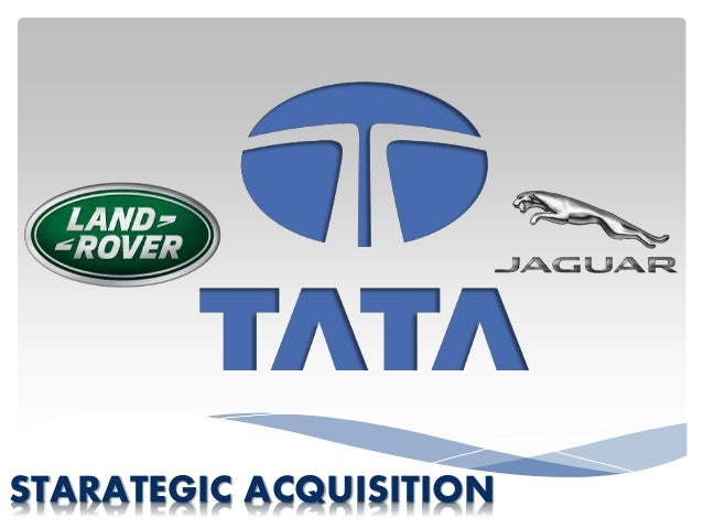 tata motors acquisition of daewoo case study Case study of tata motor acquisition of jaguar and land rover according to industry analysts, some of the issuesthat could trouble tata motors we.