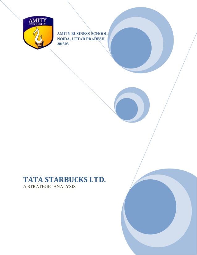 case study of starbucks in india