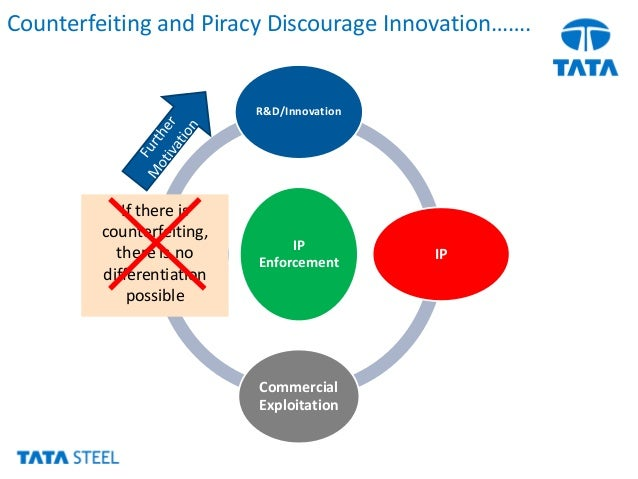 counterfeiting and piracy To encourage greater collaboration in the enforcement of intellectual property rights, the commission launched the european observatory on counterfeiting and piracy.