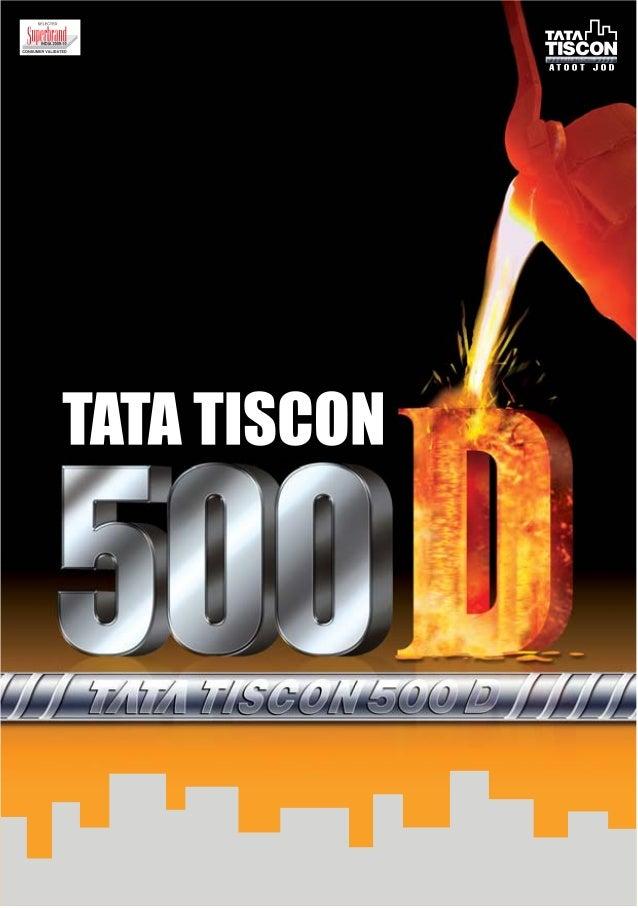 Tata tiscon fe 500 D