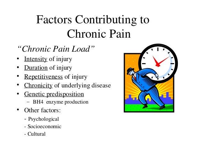 "Chronic Pain Mechanism Chronic Pain""chronic Pain"