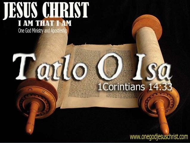 """1Peter 3:15 """"Kundi inyong ariing banal si Cristo na Panginoon sa inyong mga puso: na lagi kayong handa ng pagsagot sa bawa..."""