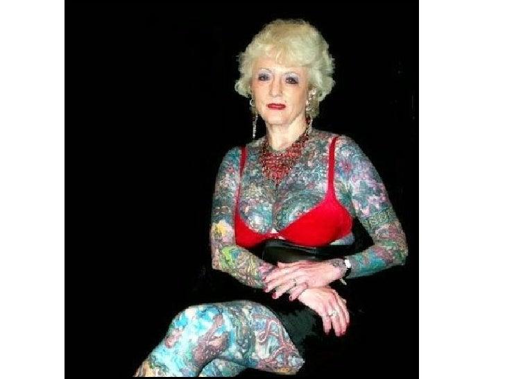 Granny is Nude Photos 48