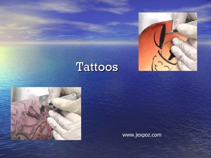 Tattoos www.jexpoz.com