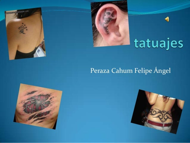 PowerPoint De Tatuajes
