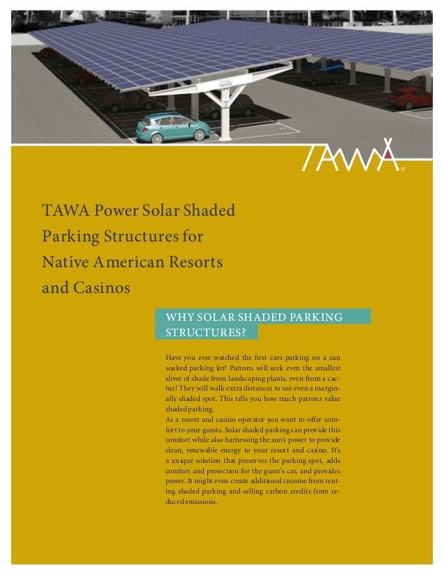 Tawa solar shadedparking_brochure (tawa) 2013_02_27