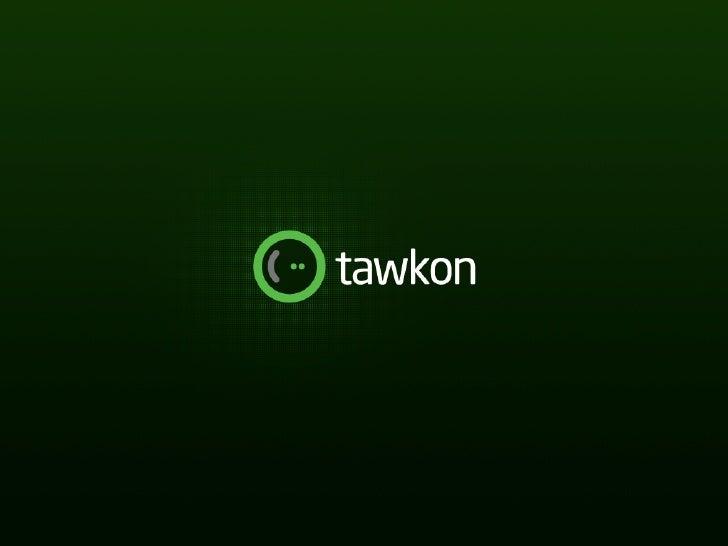 tawkon at Carmel Ventures