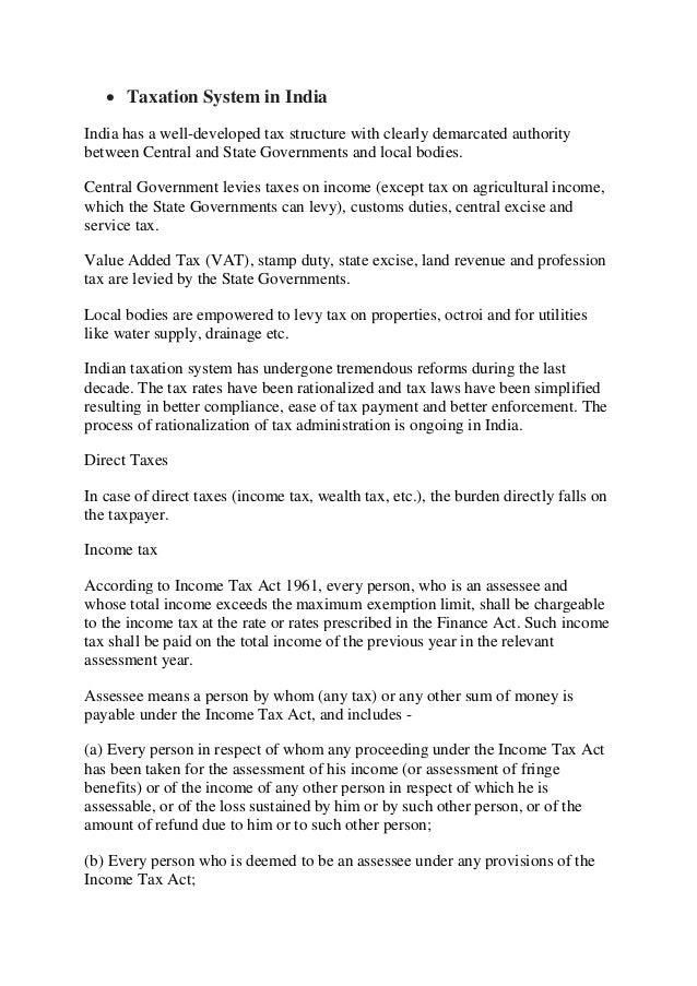 pro fat tax essay