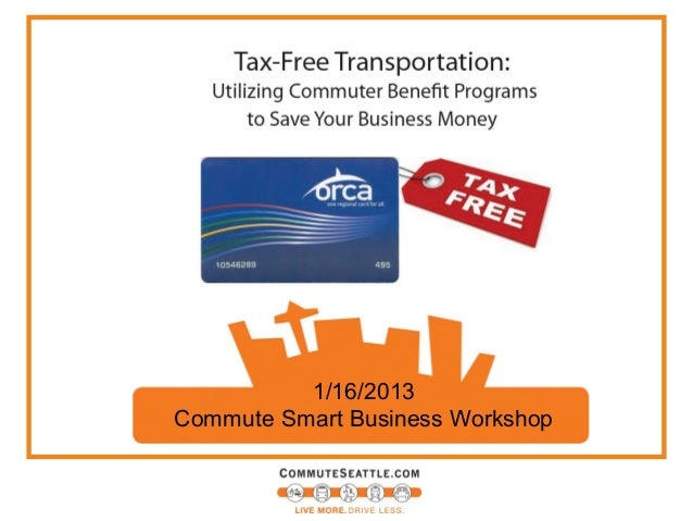 Tax free transportation 2013