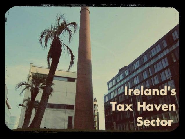 Ireland's Tax Haven Industry