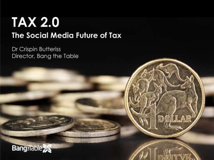Tax 2.0