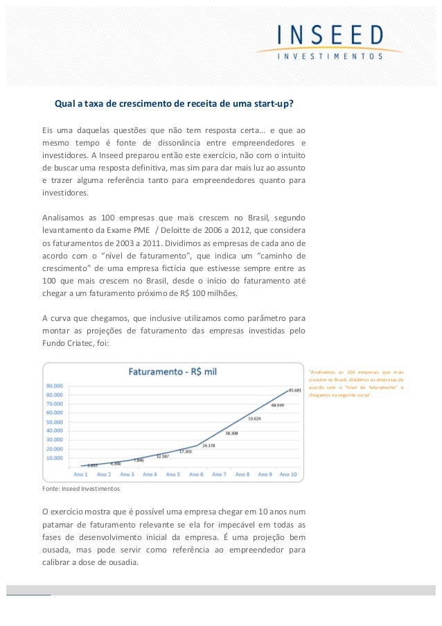 Taxa de-crescimento-da-receita-de-startups