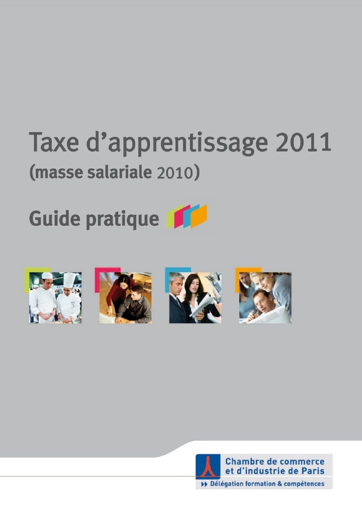 Taxe d'apprentissage 2011 (masse salariale 2010) / Guide pratique