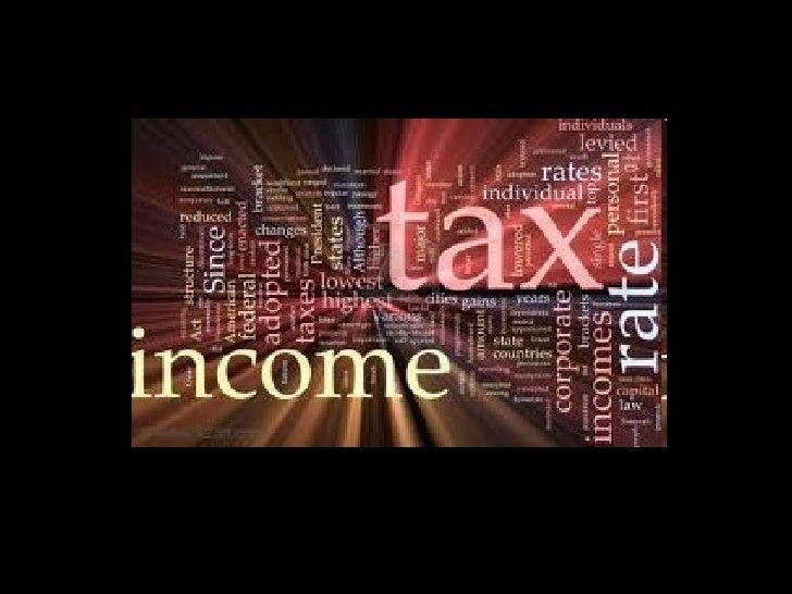 Tax Effect