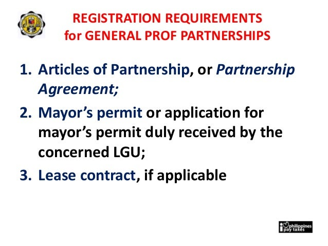 articles of co partnership Ready to start a business partnership rocket lawyer's partnership agreement templates guide you through the process of creating a business contract between you and one or more business partners.