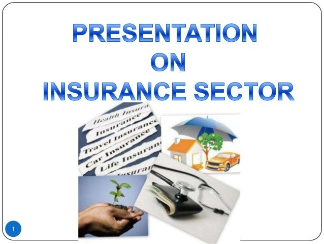 insurance sector ppt