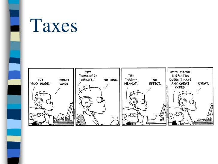 Tax Powerpoint Ho