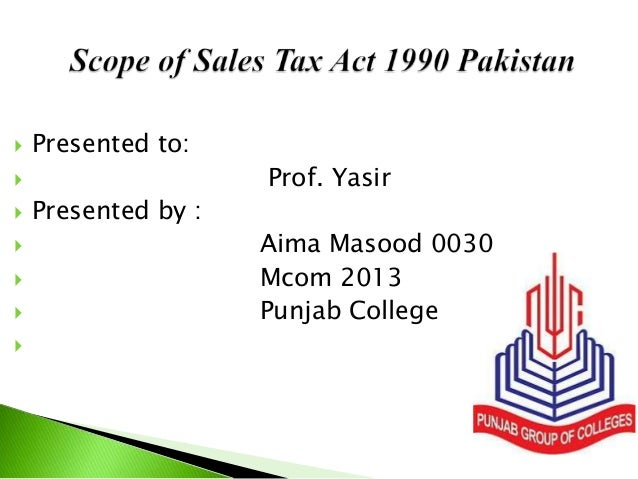   Presented to:                    Prof. Yasir   Presented by :                    Aima Masood 0030                 ...