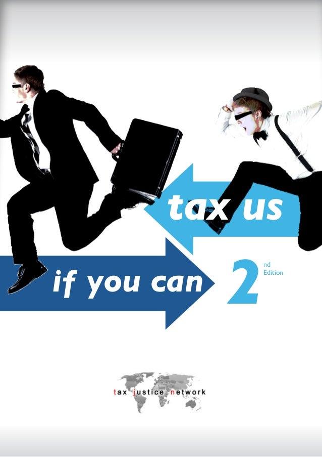 Guia para una fiscalidad justa