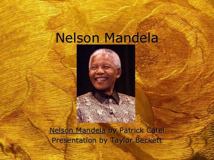 Mandela Courage Project