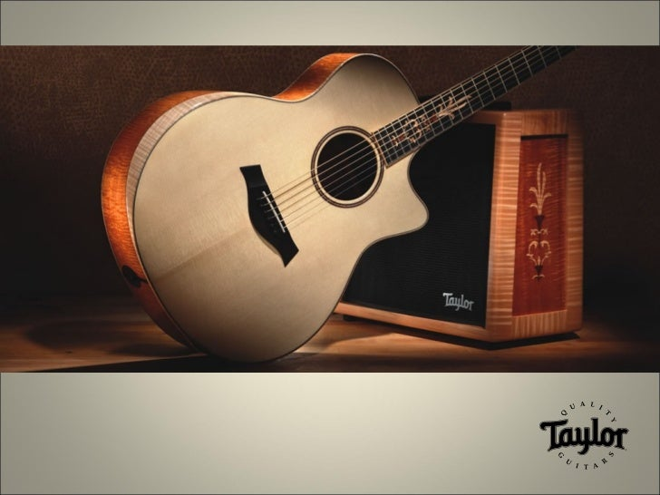 Taylor guitars sustainability