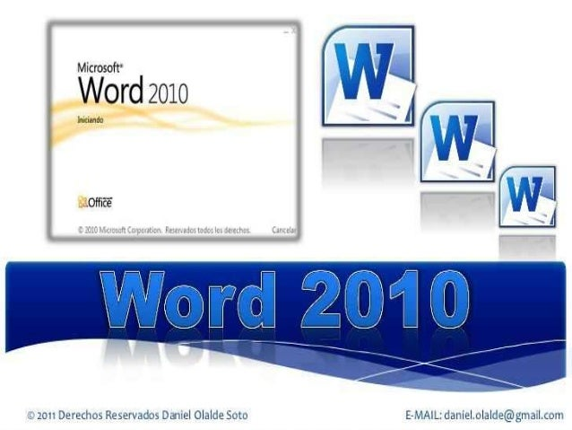 introducción A WORD Microsoft Word es un procesador  de textos que permite crear editar  documentos de aspecto profesiona...