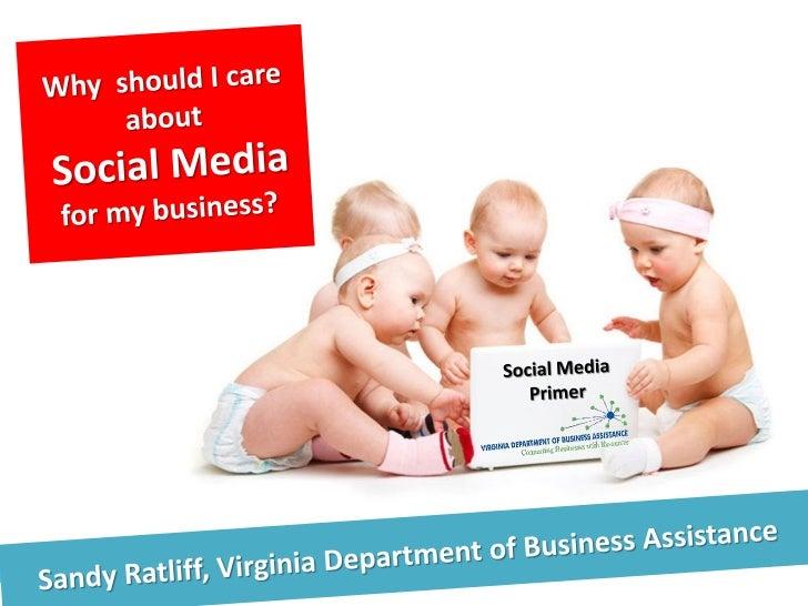 Tazewell Social Media Primer