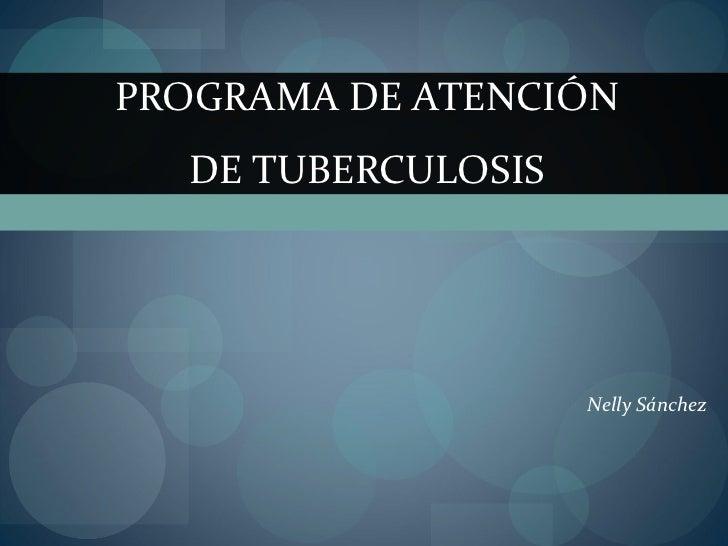 Tbc NELLY SANCHEZ